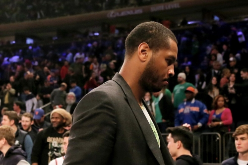 Carmelo Anthony is now talking only in metaphor, expects to play Tuesday