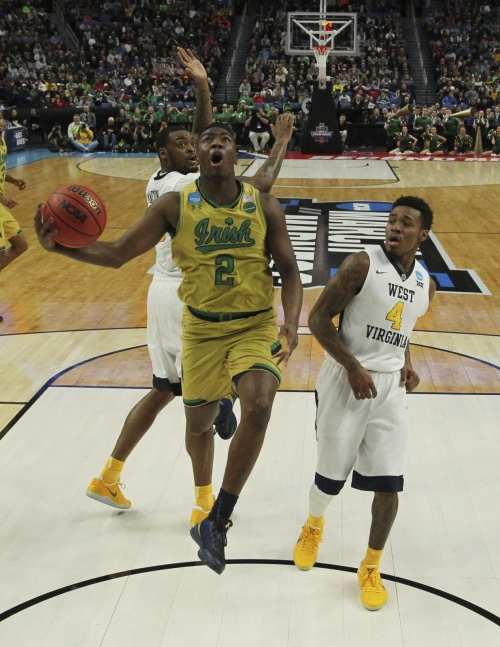 Expect basketball expectations to be high for Notre Dame in 2017-18