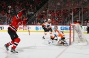 New Jersey Devils Snapped Losing Streak & Dunked on Philadelphia Flyers in Overtime