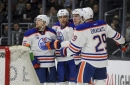 Kings' offense erupts in 6-4 win to end Oilers' streak The Associated Press