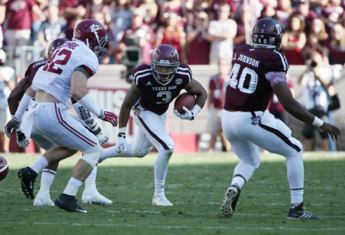 Texas A&M's top Heisman prospect for 2017: Could Christian Kirk emerge as one of the country's best?