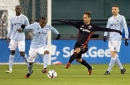 D.C. United's Marcelo Sarvas suspended 1 match for 'serious foul play'