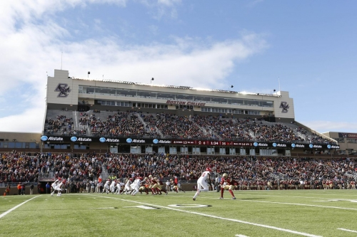 BC Spring Game To Be Televised On ACC Extra