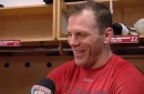 Shawn Thornton moving to business side with Panthers after retirement