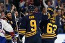Recap: Sabres win home finale 2-1