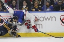 Sabres snap Canadiens' 5-game win streak with 2-1 victory (Apr 05, 2017)