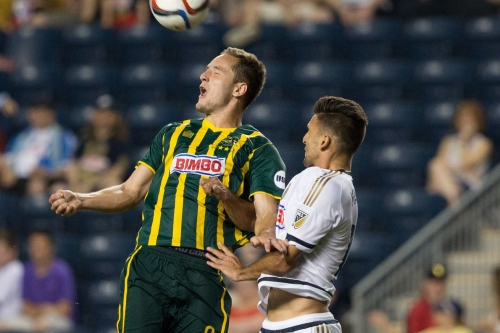 Volesky Wins USL Player of the Week - Former Sporting Player Update