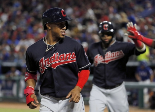 Indians 9, Rangers 6: Francisco Lindor's grand slam caps ninth-inning rally as Indians complete sweep of Rangers