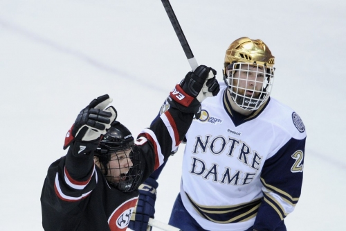 Frozen Four Bandwagon Search: The Case for Notre Dame
