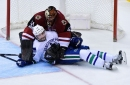 Arizona Coyotes host Vancouver Canucks for penultimate game of 2016-17 season
