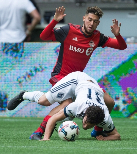TFC's Jonathan Osorio wants bragging rights for hometown