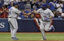 Kendrys Morales grand slam leads Jays to first win