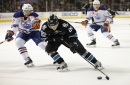 Milan Lucic's three goals doom Sharks in 4-2 loss to Oilers