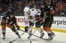 Blackhawks vs. Ducks final score 2017: Chicago gets shut out in 3rd straight loss