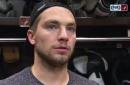 Burmistrov: 'I feel pretty comfortable right now'