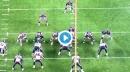 Watch Broncos center Matt Paradis pancake a Texans defender