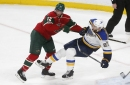 Who should Wild rather play in first round, Blues or Preds?