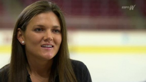 How two-sport star Kenzie Kent goes from ice hockey to lacrosse for Boston College Eagles