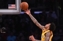 Brandon Ingram's finishing at the rim has shown the Lakers they have something special