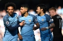 WATCH: Sergio Agüero's smart finish doubles Manchester City lead vs. Hull