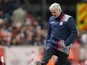 Mark Hughes frustrated as Stoke City fall to Liverpool defeat