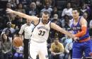Knicks' Willy Hernangomez hopes to work with his 'idol'