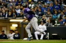 Black looking for Rockies eyes to improve at the plate; Chris Rusin and Chad Qualls progress