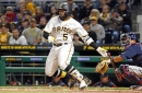 Gregory Polanco and Pirates get to erratic R.A. Dickey