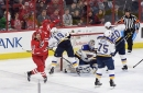 Notes and Quotes: Blues 5, Hurricanes 4 (SO)
