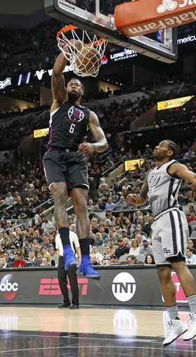 Chris Paul scores 19 points, Clippers beat Spurs 98-87 The Associated Press