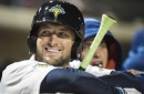 Tim Tebow homers twice, strikes out 5 times in 1st series