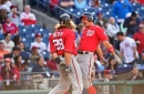 Game 6 WPA: Wait 'til next year. Washington Nationals lose to Philadelphia Phillies 4-3 on walkoff hit, pulling their MLB record down to .500 on the season