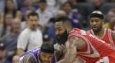 Harden gets 21st triple-double, leads Rockets past Kings