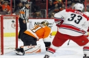 Canes' Bickell gets SO goal before retiring due to MS The Associated Press