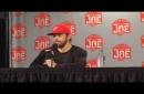 Red Wings' Henrik Zetterberg, on tremendous farewell to the Joe