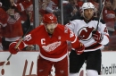 Emotional sendoff for Joe Louis Arena as Red Wings go out winners