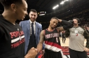 Damian Lillard torched the Utah Jazz, 3rd best individual score in opposition history