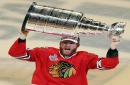 Bickell caps NHL career with emotional shootout goal