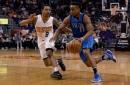 Final Score: Phoenix Suns Beat Dallas Mavericks; 124-111