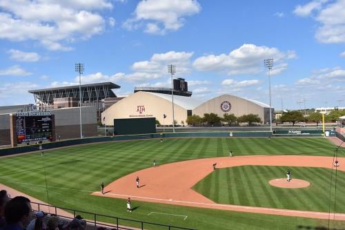 Aggie Baseball Takes Series Against Auburn