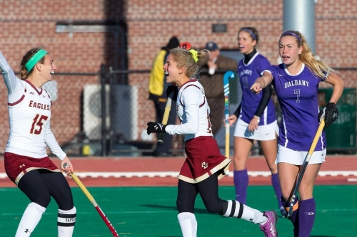 Boston College Field Hockey Names 2017 Captains