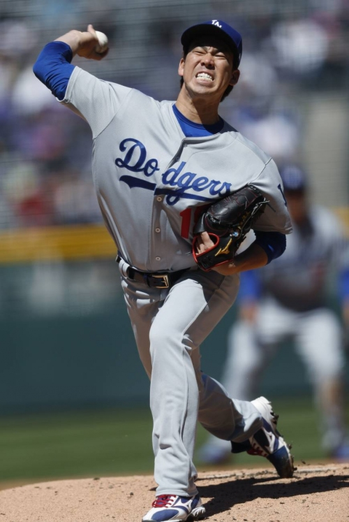 Maeda records first victory; M's blow Iwakuma's lead | The Japan Times