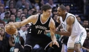 Lopez become Nets' all-time leading scorer in loss to Celtics