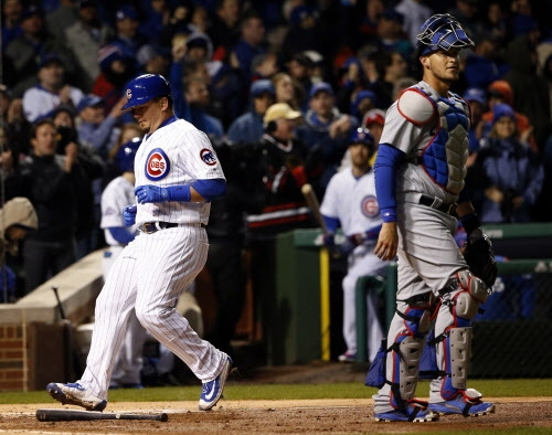 Dodgers trying to spoil Cubs' celebration