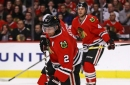 Will a deeper Blackhawks defense let Duncan Keith play fewer playoff minutes?
