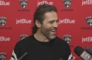 Jaromir Jagr on if he'll be back with Panthers: 'Just wait and see'