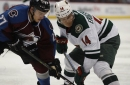 Wild report: After just 15 NHL games, Joel Eriksson Ek preps for playoffs