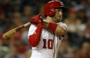 Washington Nationals place Stephen Drew on 10-Day DL; Nats select Grant Green's contract