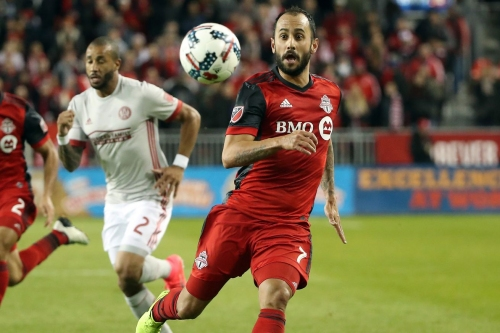 Victor Vazquez is changing the way Toronto FC play