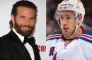 Rangers star: A Bradley Cooper run-in changed my life